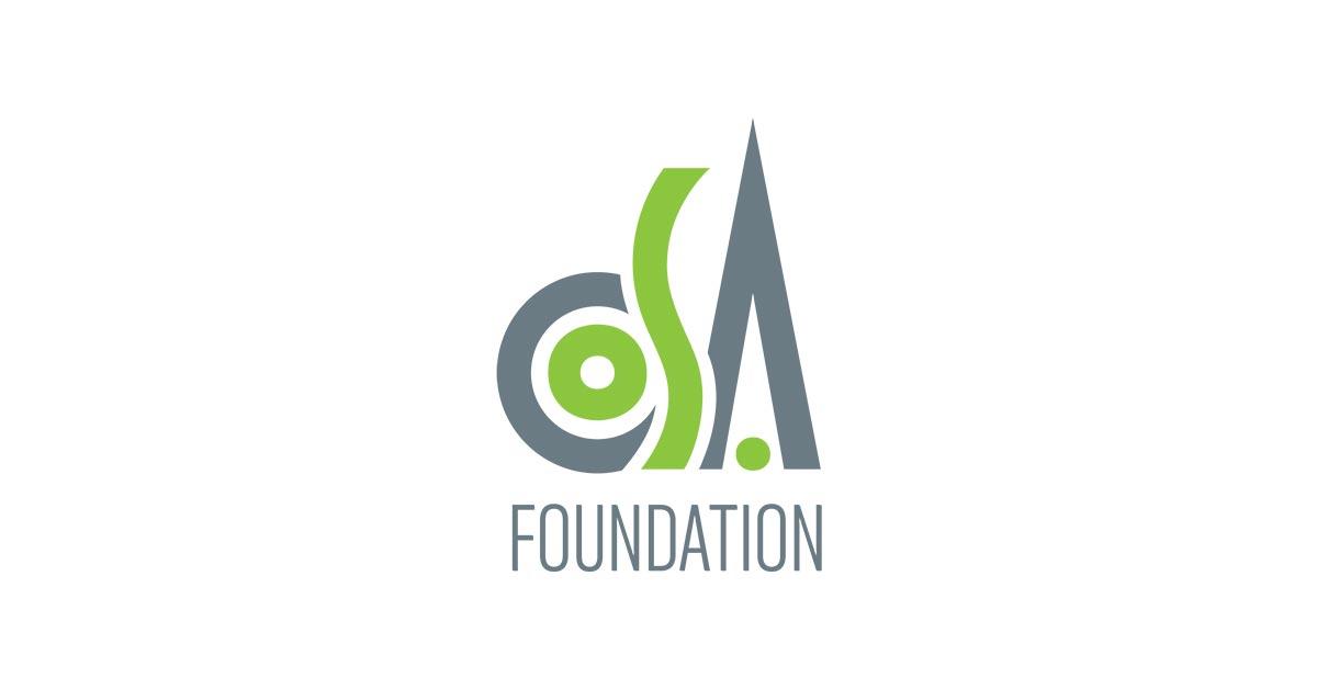 CoSA Foundation stacked logo