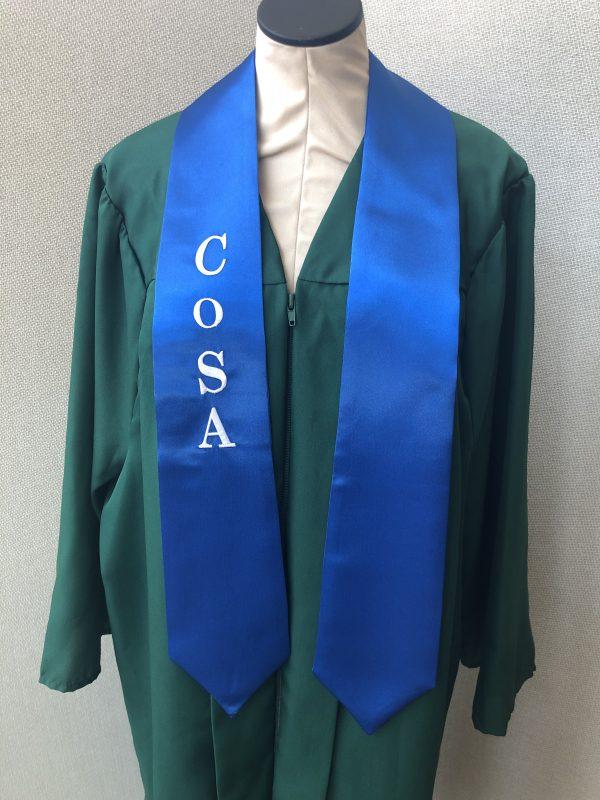 CoSA Grad Stole